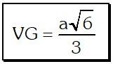Altura Relativa de un Tetraedro Regular