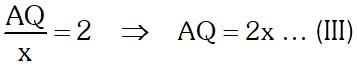 Conclusión Ejemplo 2 de Proporcionalidad y Semejanza