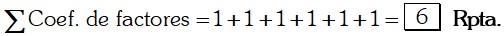 Conclusion 2 de Factor Comun y Agrupacion de Terminos