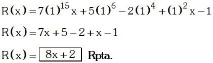 Conclusion 3 de Teorema del Resto