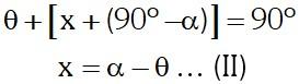 Conclusion Ejemplo 1 de Puntos Notables de un Triángulo