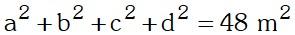 Conclusión Ejemplo 1 de Relaciones Metricas