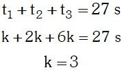 Conclusión Ejemplo 3 de Regla de Tres Simple y compuesta