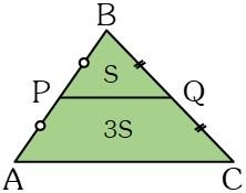 Cuadruplo del Área del Triángulo