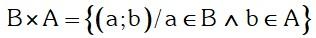 Definicion del Plano Cartesiano