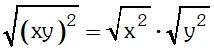 Demostración Teorema 6 de Valor Absoluto