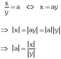 Demostración Teorema 7 de Valor Absoluto