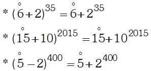 Ejemplo 1 Divisibilidad Aplicada al Binomio de Newton