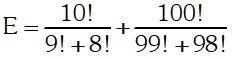 Ejemplo 1 de Binomio de Newton