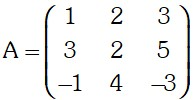 Ejemplo 2 Matriz Inversa