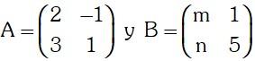 Ejemplo 3 de Matrices