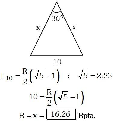 Ejemplo 4 de Polígonos Regulares