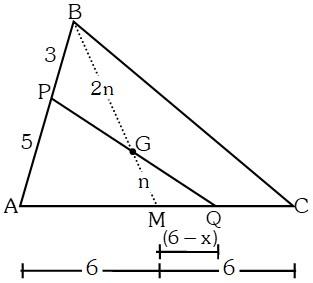 Ejemplo 4 de Proporcionalidad y Semejanza