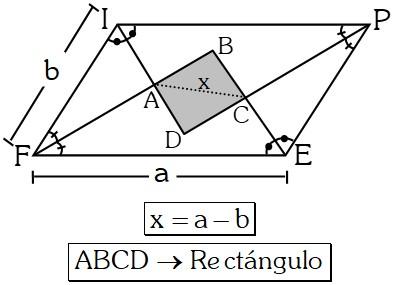 Ejemplo 5 Propiedades Especiales en los Paralelogramos