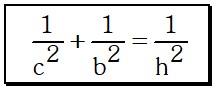 Ejemplo 5 Relaciones Métricas en el Triángulo Rectangulo