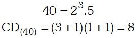 Ejemplo Cantidad de Formas Posibles en que un Número