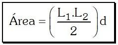 Ejemplo Formula Trapecio Circular