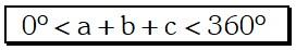 Ejemplo Propiedad 1 de los Triedros