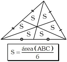 Ejemplo Propiedad Cuadruplo del Área del Triángulo