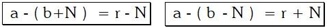 Ejemplo Propiedades de las Razones Aritméticas o por Diferencias