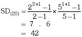 Ejemplo Suma de las Inversas de los Divisores de un Número