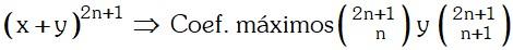 Ejemplo de Coeficiente de Maximo Valor Absoluto