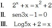 Ejemplo de Ecuación Trascendente