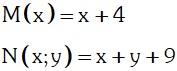 Ejemplo de Polinomio Irreductible sobre un Conjunto Numérico