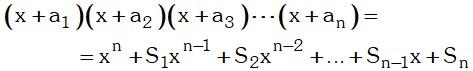 Ejemplo de Teorema de Potenciacion