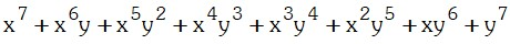 Ejemplos 2 de Factor Común y Agrupacion de Terminos