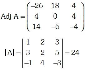 Ejercicio 2 Matriz Inversa