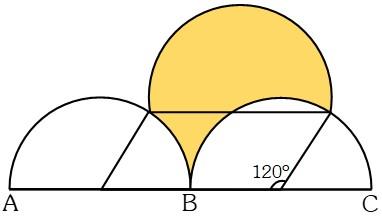 Ejercicio 4 de Áreasde RegionesGeométricas