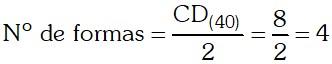 Ejercicio Cantidad de Formas Posibles en que un Número