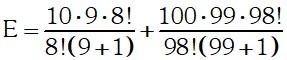Factor Comun de Binomio de Newton