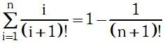 Formula 6 de Factoriales