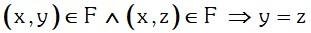 Formula de Funciones