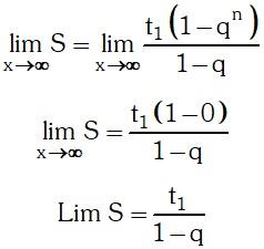Limites 6 Notación de una Progresión Geométrica