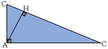 Líneas Notables de un Triángulo Altura Región Exterior