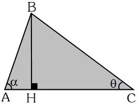 Líneas Notables de un Triángulo Altura