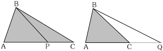 Líneas Notables de un Triángulo Ceviana