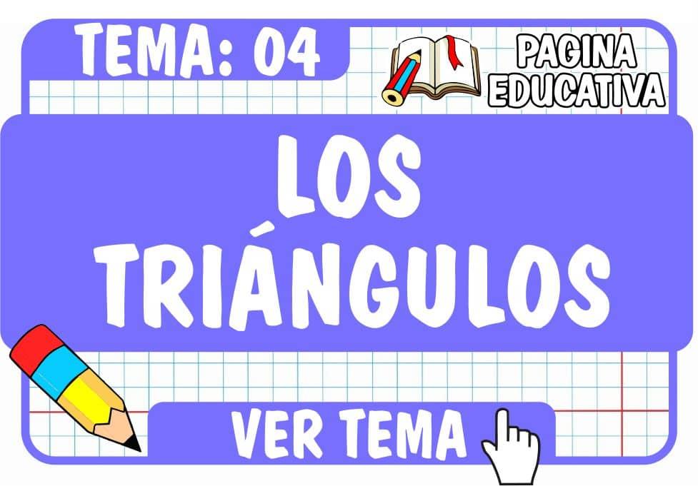 Los Triángulos
