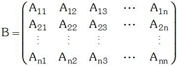 Matriz de Cofactores