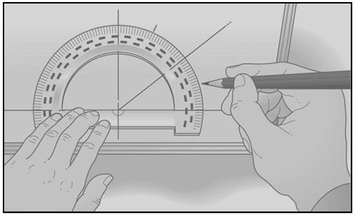 Medida del Ángulo Geométrico
