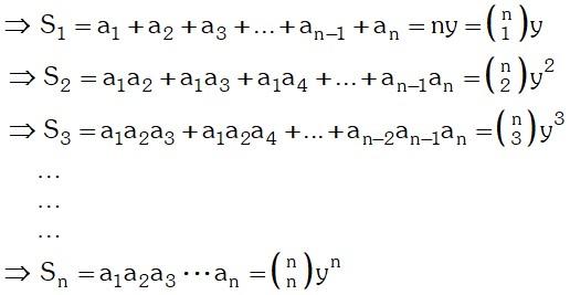 Proceso de Teorema de Potenciacion