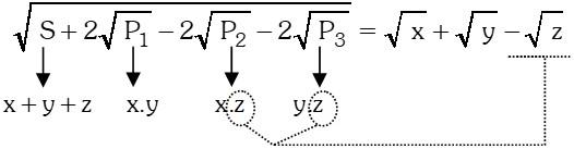Practico 3 Conversión de Radicales Dobles a Simples