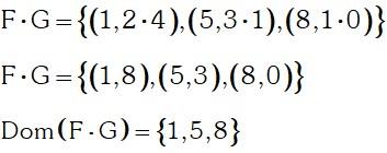 Problema 3 Álgebra de Funciones