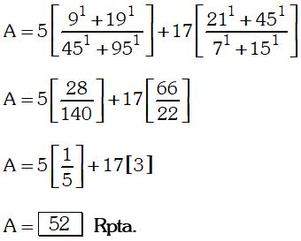 Problema de Teoria de Exponentes