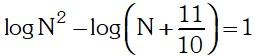 Proceso 6 de Logaritmo