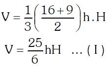 Proceso Ejemplo 1 de Pirámide y Cono