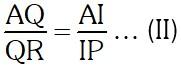 Proceso Ejemplo 2 de Proporcionalidad y Semejanza